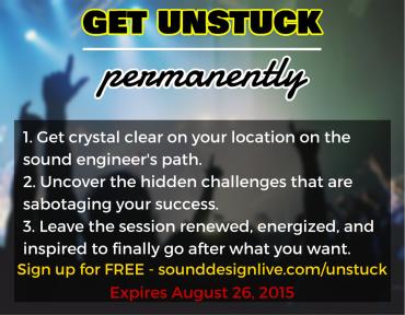 Get Unstuck–Permanently