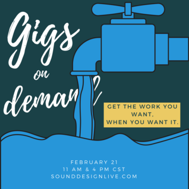Live Training Webinar: Gigs on Demand