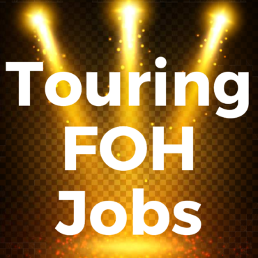 Get on your first international tour as a FOH mixer